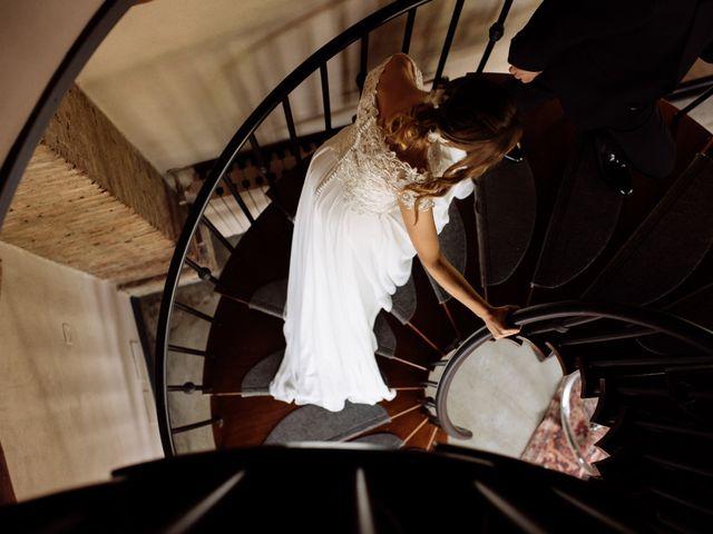 Il matrimonio di Eugenio e Elena a Montello, Bergamo 17