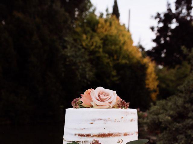 Il matrimonio di Eugenio e Elena a Montello, Bergamo 25