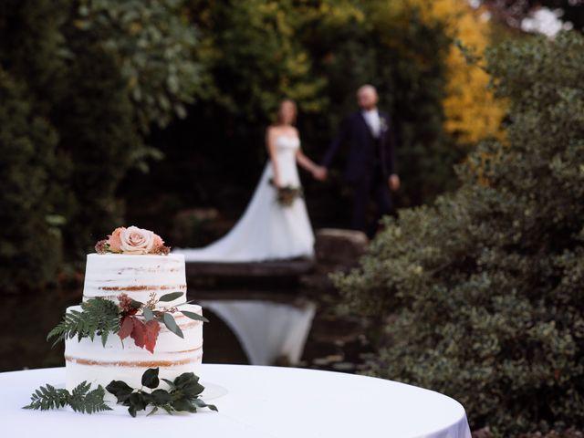 Il matrimonio di Eugenio e Elena a Montello, Bergamo 26