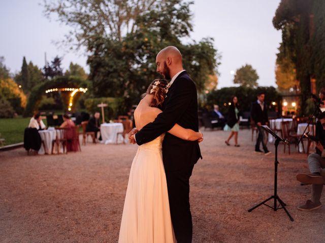 Il matrimonio di Eugenio e Elena a Montello, Bergamo 31