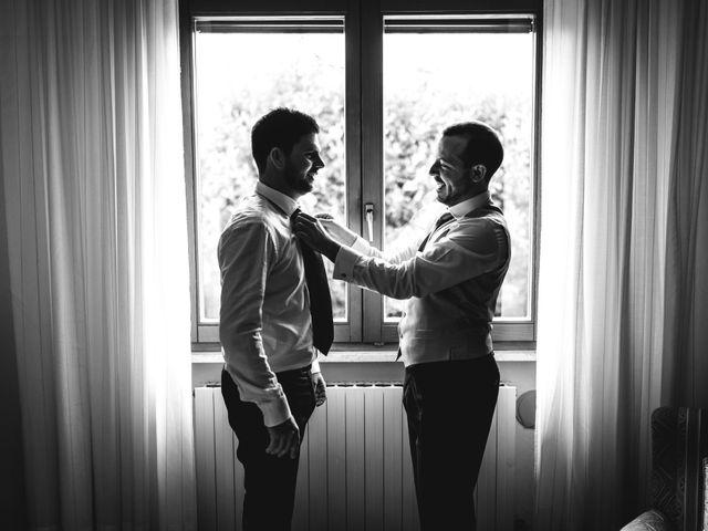 Il matrimonio di Francesco e Clizia a Sassetta, Livorno 9