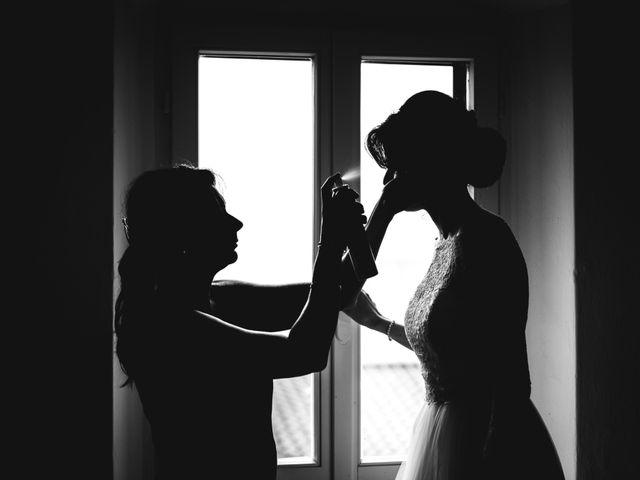 Il matrimonio di Francesco e Clizia a Sassetta, Livorno 20