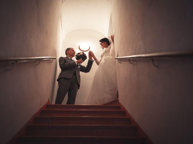 Il matrimonio di Francesco e Clizia a Sassetta, Livorno 21