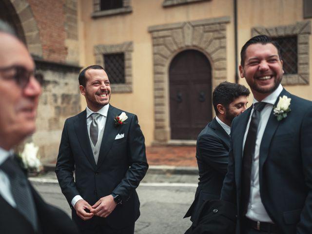 Il matrimonio di Francesco e Clizia a Sassetta, Livorno 22