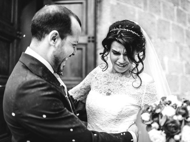 Il matrimonio di Francesco e Clizia a Sassetta, Livorno 29