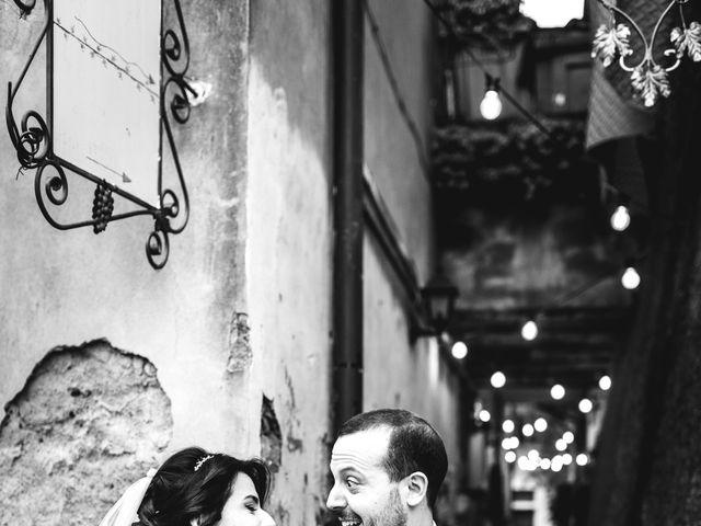 Il matrimonio di Francesco e Clizia a Sassetta, Livorno 1