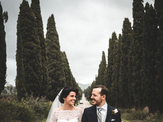 Il matrimonio di Francesco e Clizia a Sassetta, Livorno 34