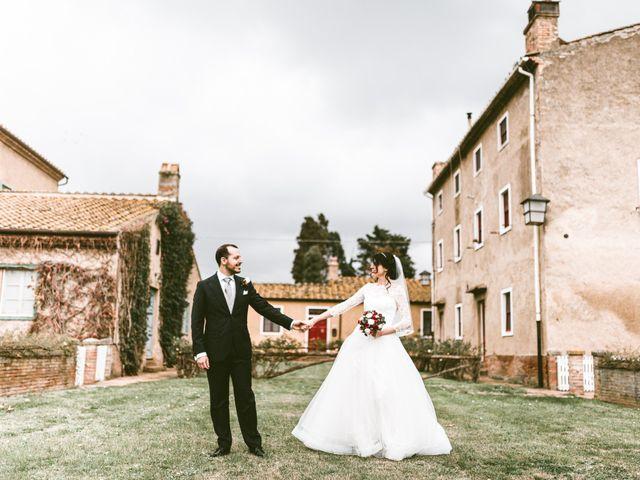 Il matrimonio di Francesco e Clizia a Sassetta, Livorno 37