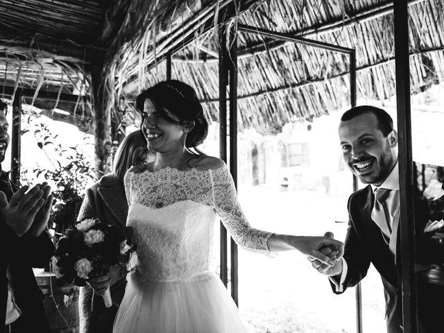 Il matrimonio di Francesco e Clizia a Sassetta, Livorno 43