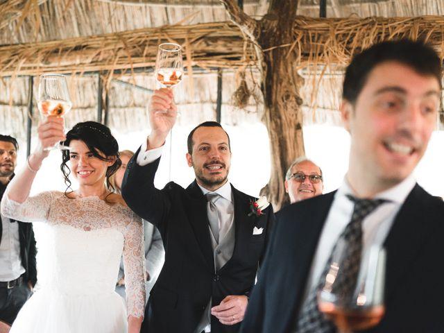 Il matrimonio di Francesco e Clizia a Sassetta, Livorno 45