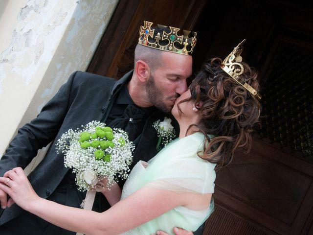 Il matrimonio di Massimiliano e Sonia a Verrone, Biella 13