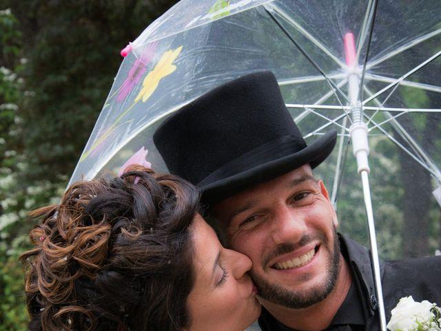 Il matrimonio di Massimiliano e Sonia a Verrone, Biella 14