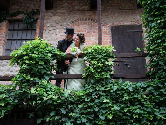 Il matrimonio di Massimiliano e Sonia a Verrone, Biella 16