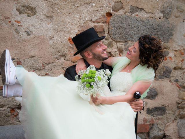 Il matrimonio di Massimiliano e Sonia a Verrone, Biella 19