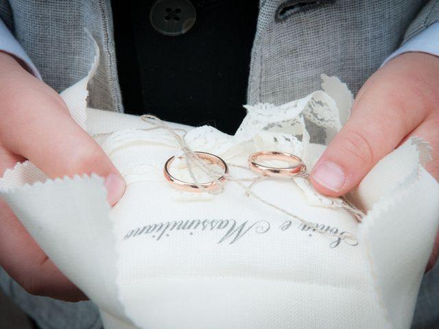 Il matrimonio di Massimiliano e Sonia a Verrone, Biella 9