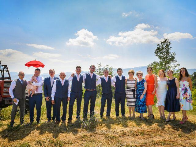 Il matrimonio di Marco e Claire a Piacenza, Piacenza 19