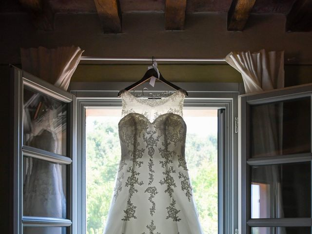 Il matrimonio di Marco e Claire a Piacenza, Piacenza 22