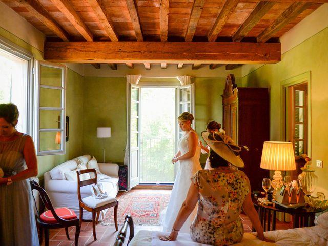 Il matrimonio di Marco e Claire a Piacenza, Piacenza 31