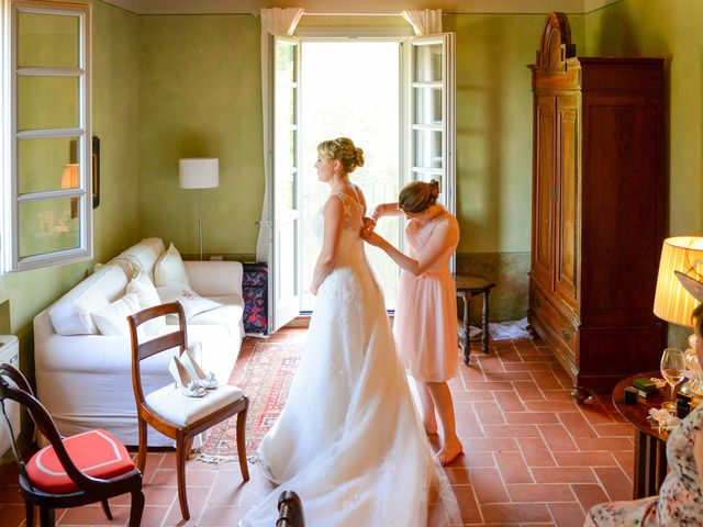 Il matrimonio di Marco e Claire a Piacenza, Piacenza 32