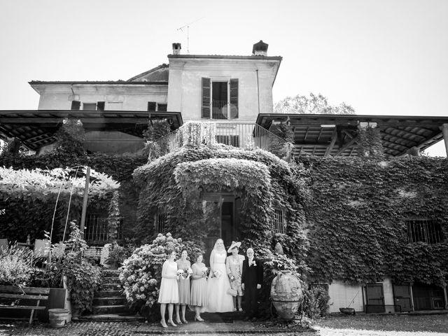 Il matrimonio di Marco e Claire a Piacenza, Piacenza 44