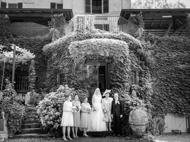 Il matrimonio di Marco e Claire a Piacenza, Piacenza 45