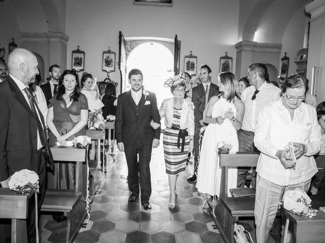 Il matrimonio di Marco e Claire a Piacenza, Piacenza 49