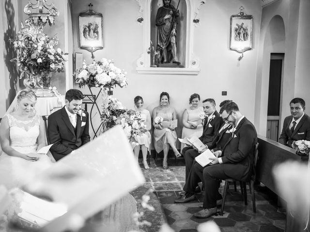 Il matrimonio di Marco e Claire a Piacenza, Piacenza 51