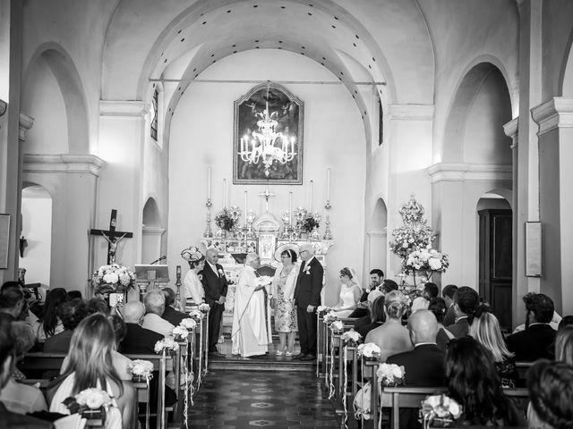 Il matrimonio di Marco e Claire a Piacenza, Piacenza 54