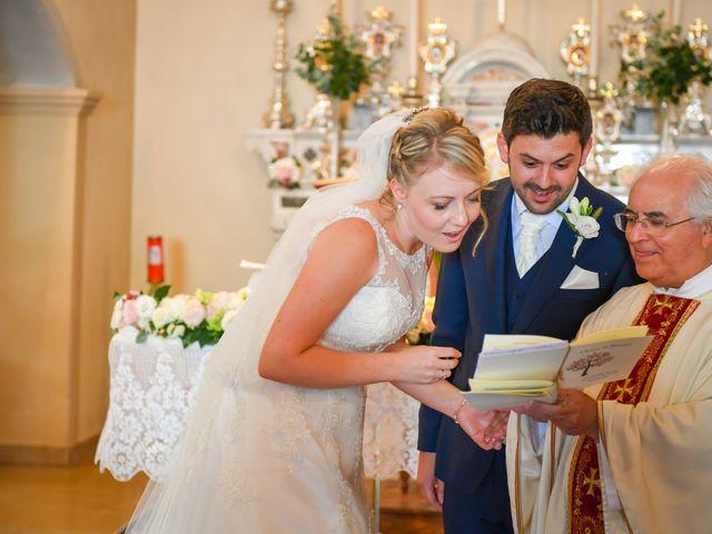 Il matrimonio di Marco e Claire a Piacenza, Piacenza 59