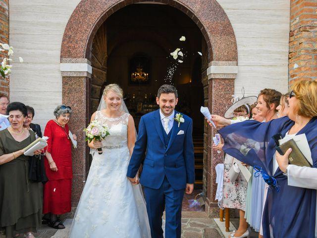 Il matrimonio di Marco e Claire a Piacenza, Piacenza 69