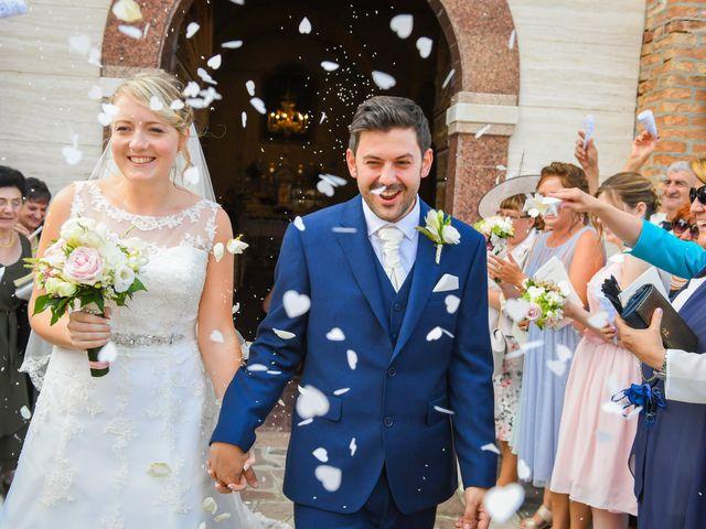 Il matrimonio di Marco e Claire a Piacenza, Piacenza 70