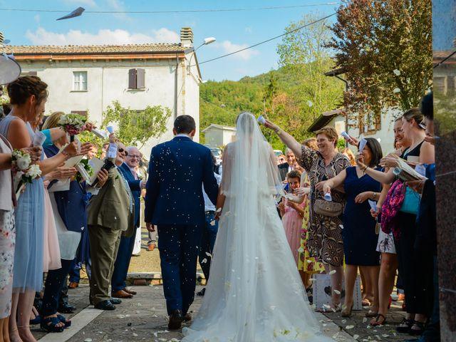 Il matrimonio di Marco e Claire a Piacenza, Piacenza 71