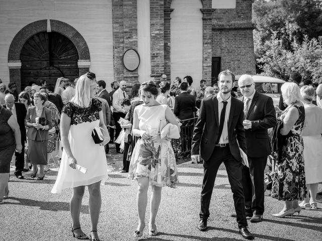 Il matrimonio di Marco e Claire a Piacenza, Piacenza 72