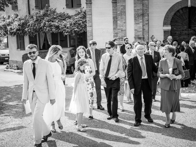Il matrimonio di Marco e Claire a Piacenza, Piacenza 74