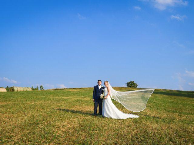 Il matrimonio di Marco e Claire a Piacenza, Piacenza 76