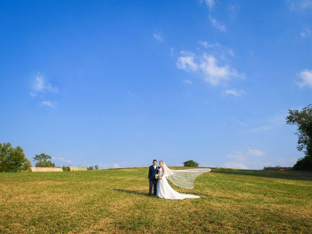Il matrimonio di Marco e Claire a Piacenza, Piacenza 77