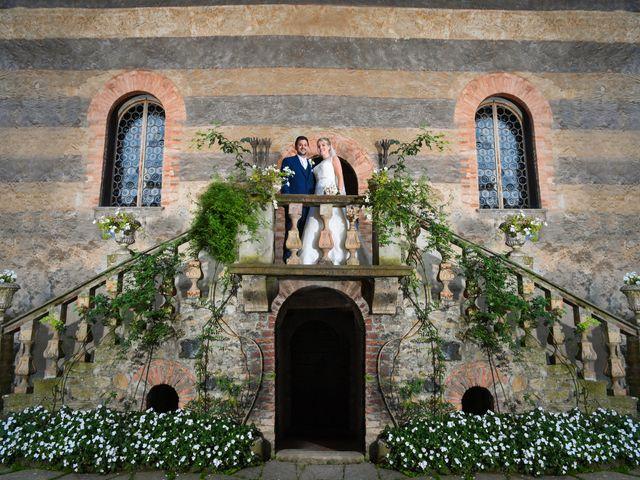 Il matrimonio di Marco e Claire a Piacenza, Piacenza 81