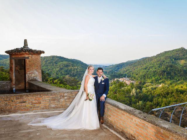 Il matrimonio di Marco e Claire a Piacenza, Piacenza 82