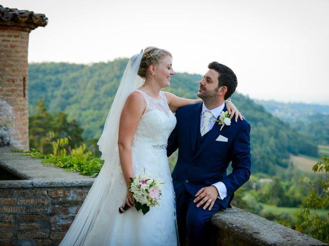 Il matrimonio di Marco e Claire a Piacenza, Piacenza 83