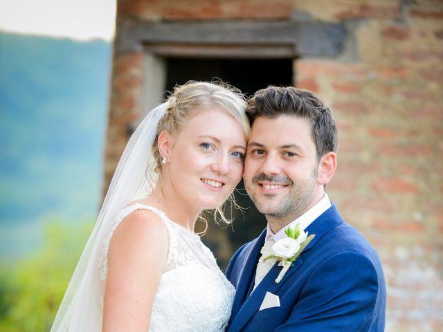 Il matrimonio di Marco e Claire a Piacenza, Piacenza 84