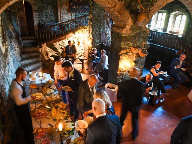 Il matrimonio di Marco e Claire a Piacenza, Piacenza 86