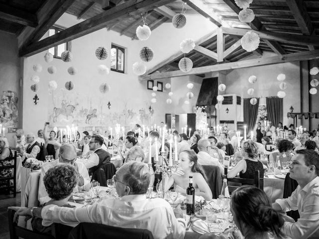 Il matrimonio di Marco e Claire a Piacenza, Piacenza 91