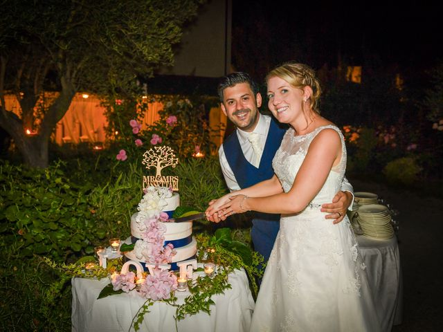 Il matrimonio di Marco e Claire a Piacenza, Piacenza 102