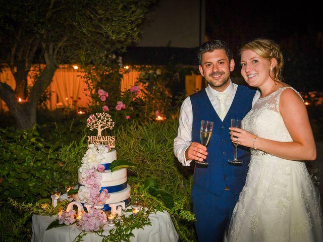 Il matrimonio di Marco e Claire a Piacenza, Piacenza 104