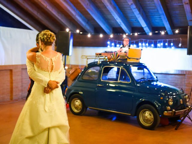 Il matrimonio di Marco e Claire a Piacenza, Piacenza 107