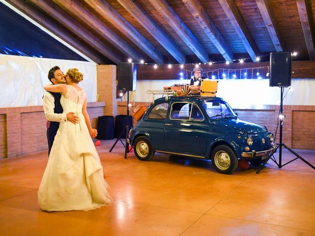 Il matrimonio di Marco e Claire a Piacenza, Piacenza 109