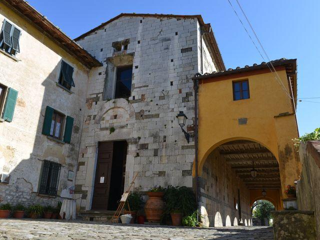 Il matrimonio di Franco e Lisa a Serravalle Pistoiese, Pistoia 3
