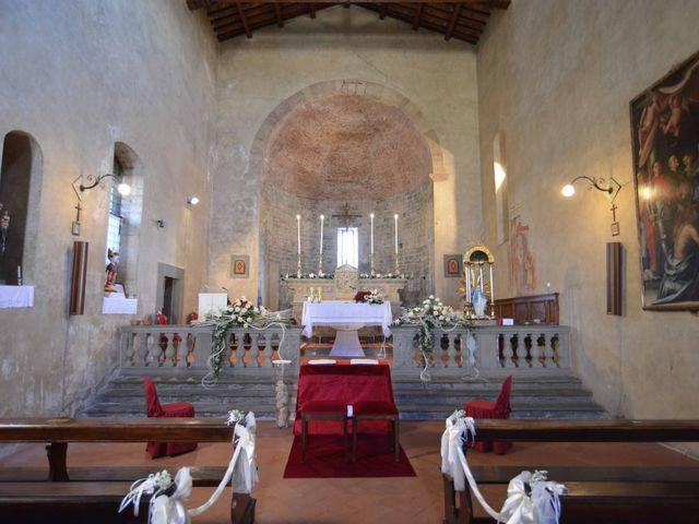 Il matrimonio di Franco e Lisa a Serravalle Pistoiese, Pistoia 16