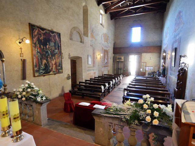 Il matrimonio di Franco e Lisa a Serravalle Pistoiese, Pistoia 17