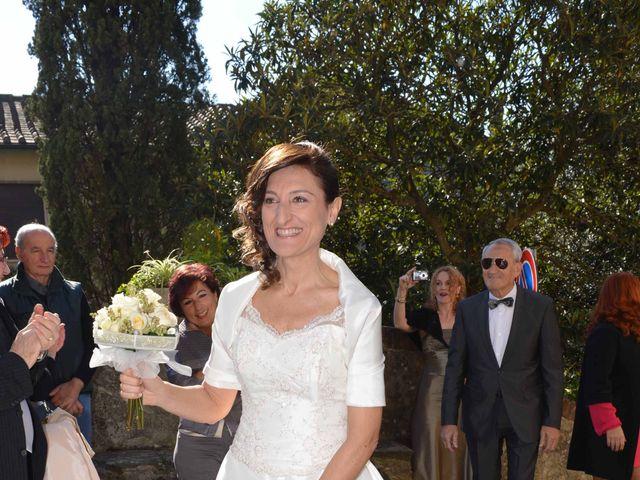 Il matrimonio di Franco e Lisa a Serravalle Pistoiese, Pistoia 23